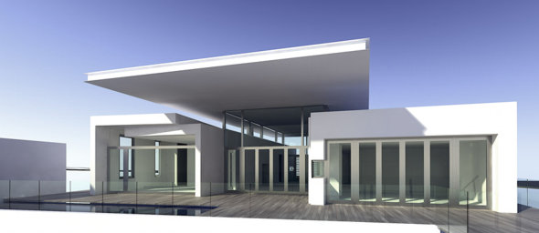House plans and design extreme modern house plans for Extreme home designs
