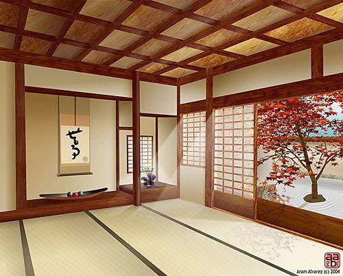 Japanese House Design Traditional Japanese House