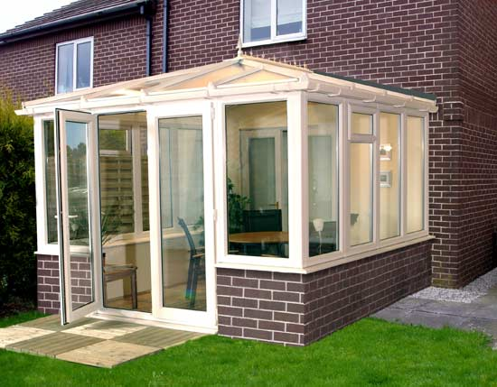 DIY Conservatory Windows