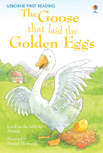 goose golden eggs